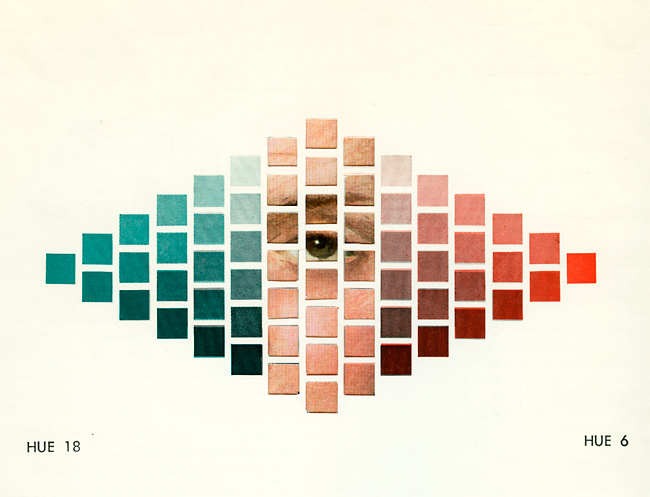 Color Chart, 2008